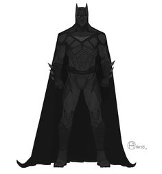 Batman designs for TT's Batman season Brian Matyas Iron Batman, Batman Armor, Batman And Superman, Batman Arkham, Batman Robin, Super Hero Outfits, Super Hero Costumes, Batman Training, Batman Concept Art