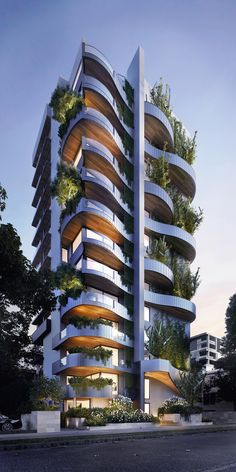 Architecture : K1 Residences