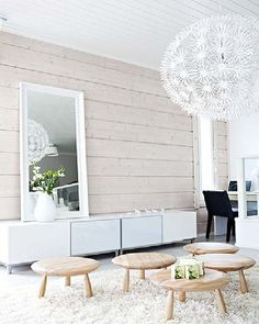 Minimalist Wooden House Design Ideas and Furniture Using Ikea Product - Home Design and Home Interior | Hometrendesign.com