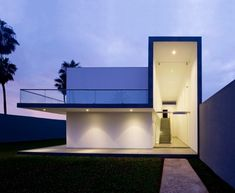 Project: House in La Encantada   Architects: Javier Artadi  Location: Lima, Peru  Project Year: 2010