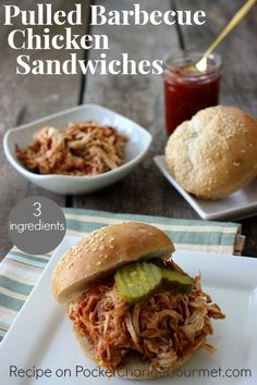 Pulled Barbecue Chic