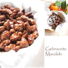 seidenfein 's Dekoblog: Delicious ! Gebrannte Mandeln selbstgemacht Lakritz oder Zimt * delicious DIY : roasted almonds: cinnamon or licoric...