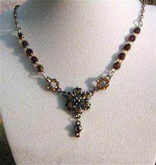 Rhinestones & beads