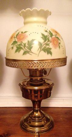 Aladdin Lamp, Hurricane Lamps, Antique Lamps, Oil Lamps, Candles, Lighting, Antiques, Vintage, Model
