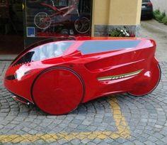 Leonardo Leuci Trike