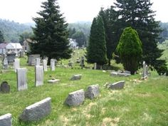 Stone Church Cemetery  Elm Grove  Ohio County  West Virginia  USA