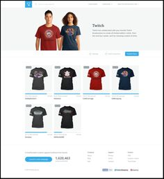 Teespring Storefronts are finally here - Now your customers can browse your campaigns in one place!  Learn more about Storefronts on the blog!