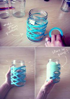 DIY Tutorial: DIY Candles / DIY MASON JAR CANDLE - Bead