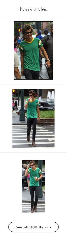 """harry styles"" by kgpaulisaa ❤ liked on Polyvore featuring one direction, harry styles, pictures, 1d, harry, people, pics, harold, backgrounds and boys"