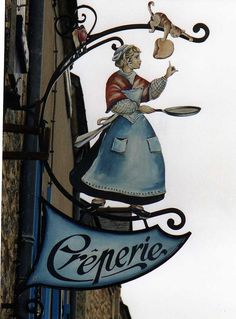 Paris, France - I love these old signs in Europe. Paris Travel, France Travel, Storefront Signs, Pub Signs, Mont Saint Michel, I Love Paris, Ansel Adams, Store Signs, Hanging Signs