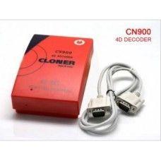 CN900 key programmer with CN900 4D Decoder