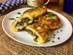 Baked Potato, Zucchini, French Toast, Potatoes, Healthy Recipes, Chicken, Meat, Baking, Dinner