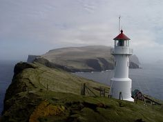 Mykineshólmur Lighthouse, Faroe Islands