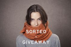 GIVEAWAY! To celebrate the new collection I want to give an orange scarf away to one lucky winner! To enter all you have to do is follow us (Bruum Knits) and repin this picture. The giveaway is open until November 30th at 23:59 (Spanish time) and the winner will be announced on December 1st.  International giveaway! Good luck! :) The giveaway is in facebook and instagram too, you can enter on all places to have more chances but only one winner will be chosen from the total participants.