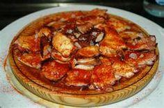 Pulpo a la gallega, Galician food