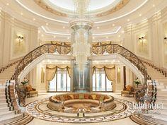 LUXURY ANTONOVICH DESIGN UAE: Entrance design from Antonovich Design