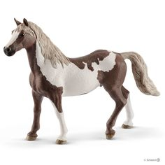 cheval neuf 13805 Schleich-Horse Club-Mustang étalon