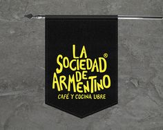 La sociedad de Armentino. Astronauta.  #Branding  #Identity #Graphicdesign
