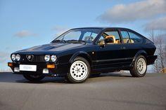 Modern Classic: Alfa Romeo GTV6 Grand Prix | Classic Driver Magazine