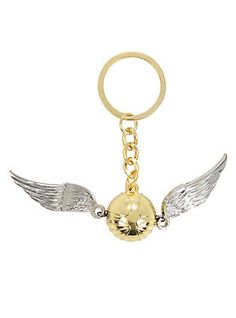 Harry Potter Golden Snitch Key Chain, , hi-res