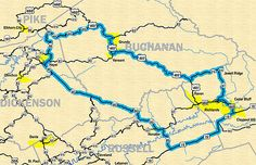 Get your free Appalachian Backroads map and plan your adventure. Ridge Runner, Old Grist Mill, Motorcycle Rides, Back Road, Small Towns, Road Trips, Perspective, Motorcycles, Places To Visit
