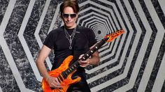 Listen to a previously unreleased Steve Vai track from his forthcoming 2CD collection.
