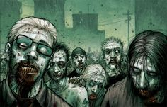 World War Z Zombie animation - See best of PHOTOS of the WORLD WAR Z film