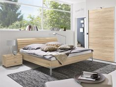 Choice ledikant in antracietgrijs Jena, Couch, Bedroom, Furniture, Home Decor, Chair, Settee, Decoration Home, Sofa