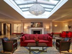 The Augustine, winner of the Fodor's 100 Hotel Awards for the Clubby Atmosphere category #travel