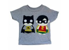 For my superhero obsessed son Bat Baby + Bobbin Kids T-Shirt #BRIKAgiftlist