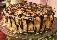 Mennonite Girls Can Cook: Knock-off Lovella's Genoa Cake - Gluten-free