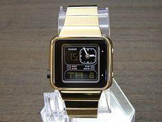 standa | Rakuten Global Market: CASIO FUTURIST LAQ-2000G-1AJF gold