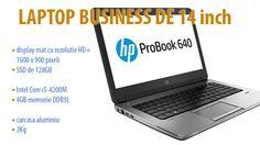 Laptop business de 14 inch foarte performant.