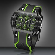 Sports watch - Wryst Airborne FW3 upgrade