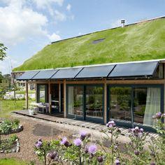 ecologische woning Dirksland