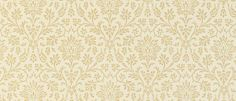 Annecy Gold Floral Wallpaper at Laura Ashley