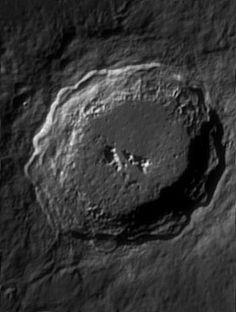 Steve Bryson Moon, Celestial, The Moon