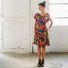 The Date Night Dress & Simple Slip - PDF Download
