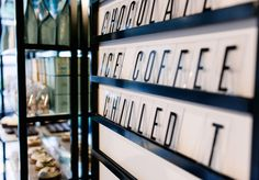 Gold Drops' Natural Coffee in the CBD