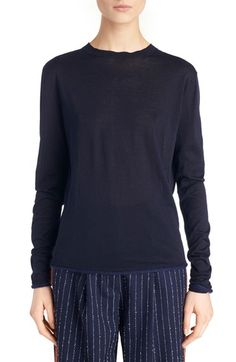 Ashley Williams 'Solo Fly' Mock Neck Sweater $227.98 #Sale ...