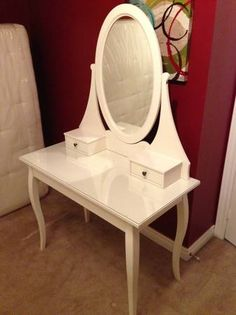 Toronto: Dressing Table with Mirror $230 - http://furnishlyst.com/listings/196424