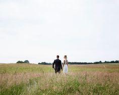 Silke Bonde wedding. Photo by Marie Louise Munkegaard
