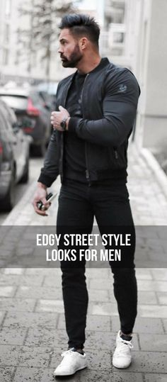 16 Edgy Street Style Looks To Help You Dress Sharp – LIFESTYLE BY PS 16 Edgy Street Style Looks To Help You Dress Sharp – LIFESTYLE BY PS