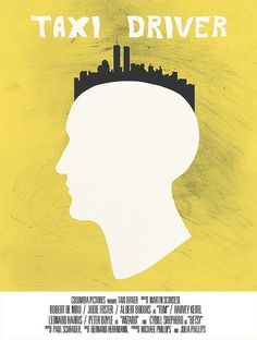 Taxi Driver Poster. by Seraph_lol, via Flickr