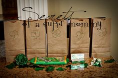 Cute St. Patricks Day activities-can't wait to do with my kids this next year