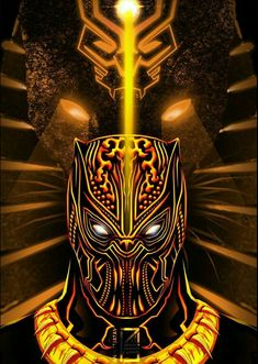 Aniket Jatav Marvel Neon Legacy of the Panther Black Panther Marvel, Black Panther King, Marvel Characters, Marvel Heroes, Golden Jaguar, Black Panther Costume, Panther Pictures, Deadpool Pikachu, Captain America Wallpaper