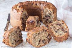 Banana Bread, Muffin, Breakfast, Desserts, Food, Cakes, Oatmeal, Vegan, Morning Coffee