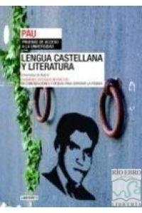 Lengua Castellana y Literatura. Universidades de Madrid