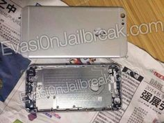 iPhone 6L Rear Shell Images Reveal Enormous Size | TechnoBuffalo
