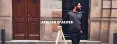 Entrevista com o designer Sérgio Alves, do atelier d'alves
